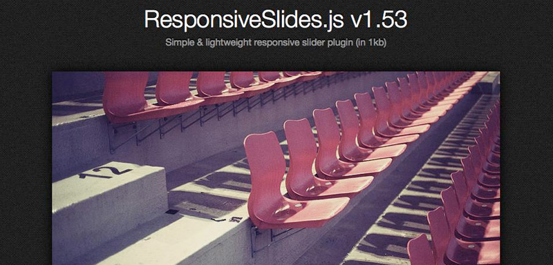 Download ResponsiveSlides Slider