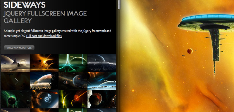 Download Sideways Image Slider