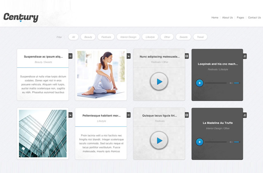 century-wordpress-theme