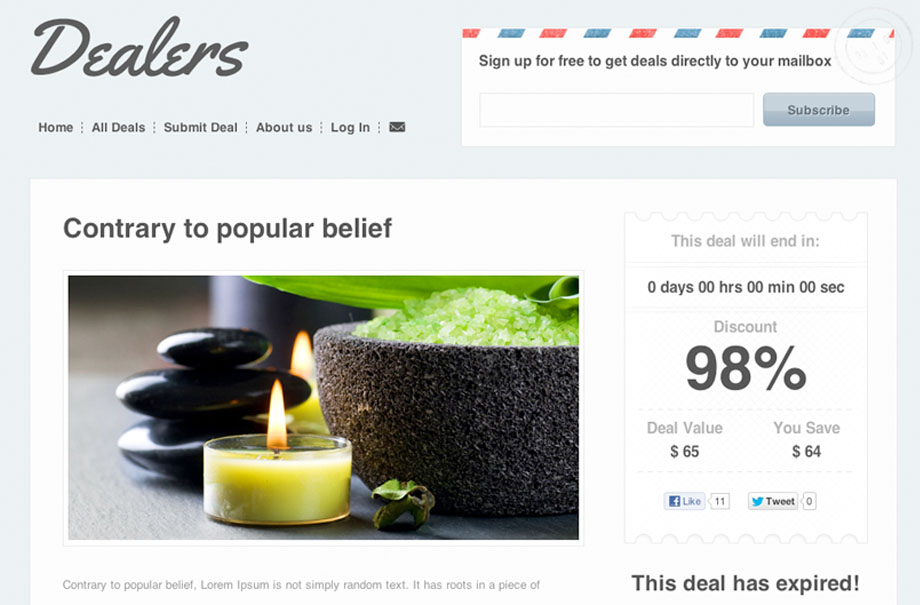 dealers-wordpress-theme