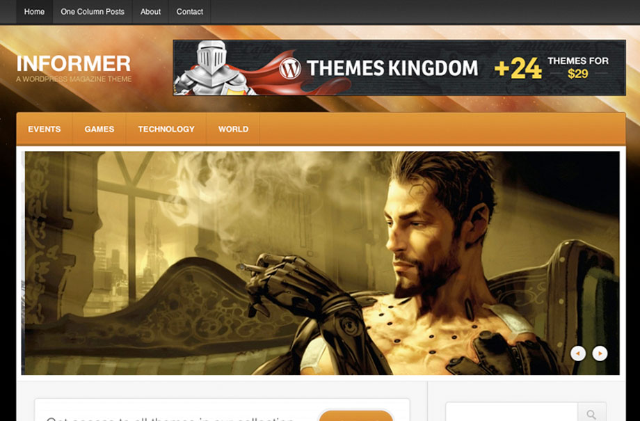 informer-wordpress-theme