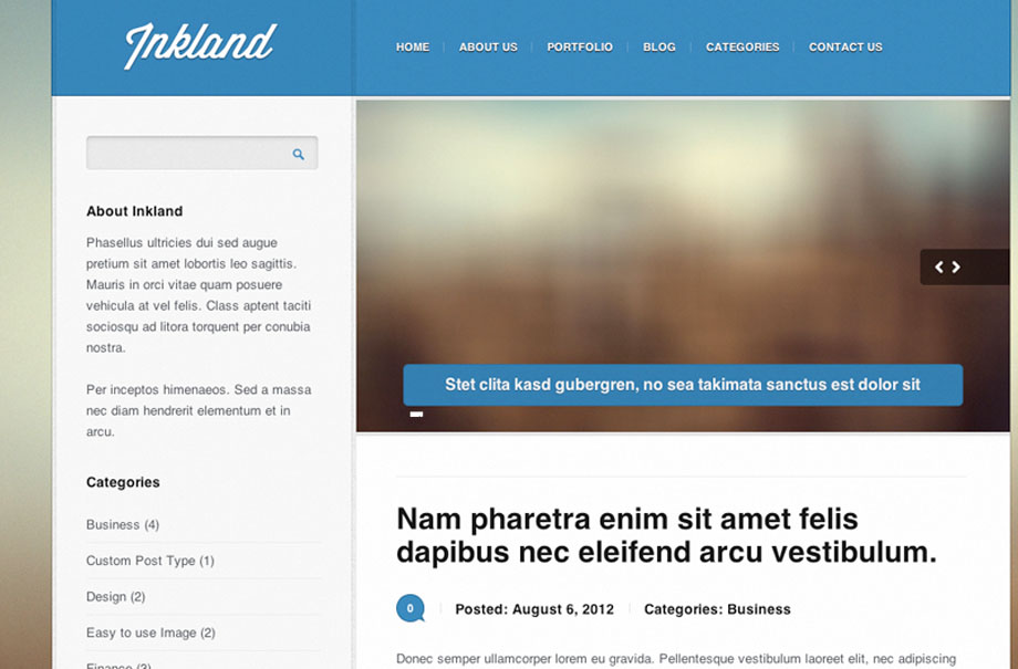 inkland-wordpress-theme