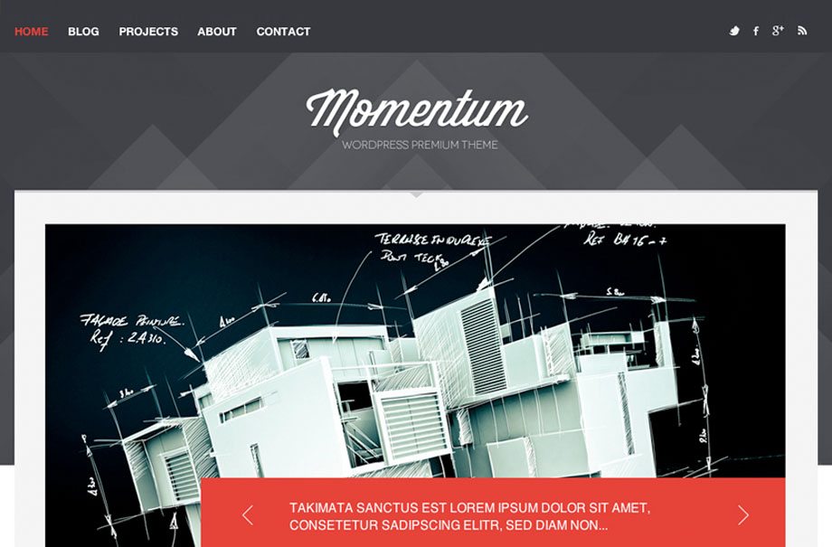 momentum-wordpress-theme