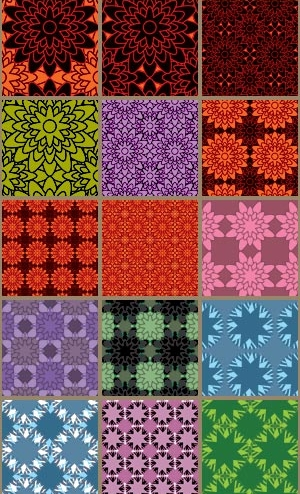 Photoshop Patterns - Pack 05