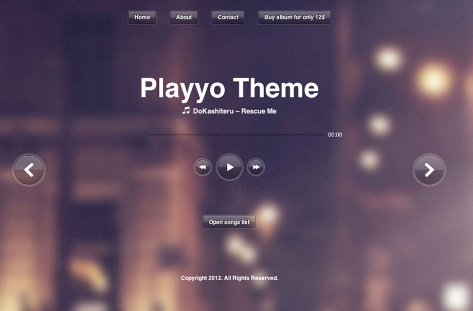 playyo-wordpress-theme