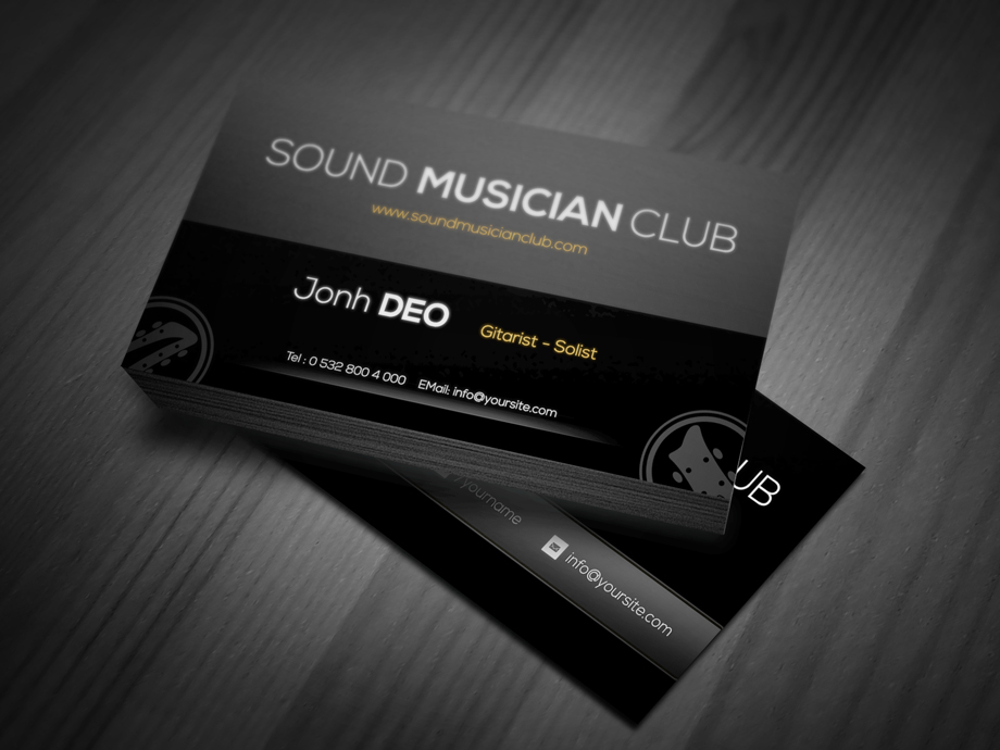 Black Light Business Cards Choice Image - Card Design And Card ...