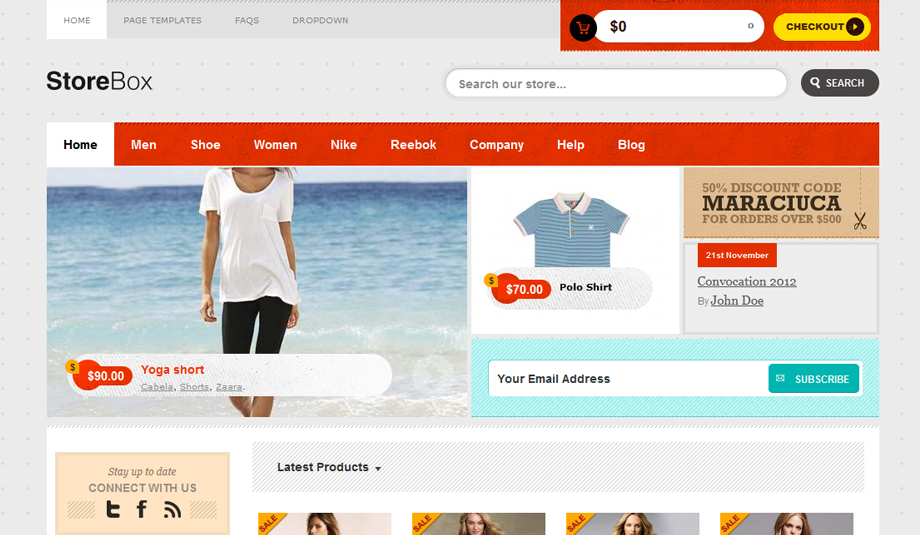 storebox wordpress theme