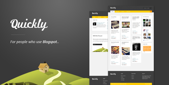 Top 30 High-Qaulity Premium Blogger Templates | BlogSpot Templates