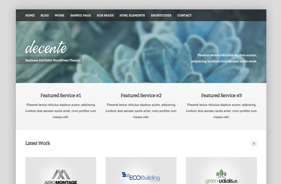 decente-wordpress-theme