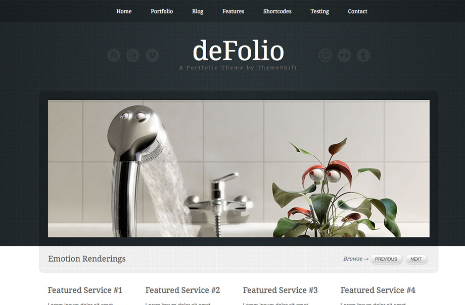 defolio-wordpress-theme