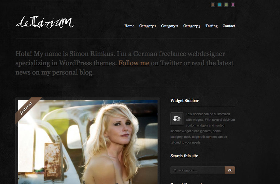 delirium-wordpress-theme