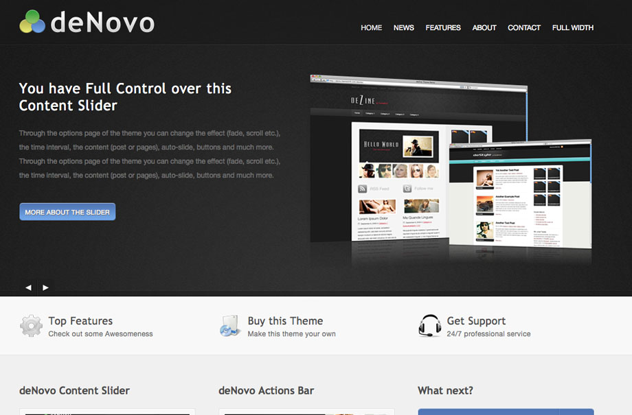 denova-wordpress-theme