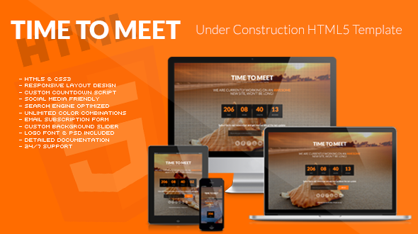 time-to-meet-html5
