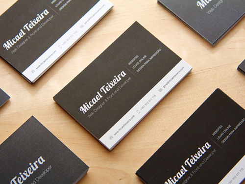 125 free business cards psd for photoshop review 69 business card by micael teixeira wajeb Gallery